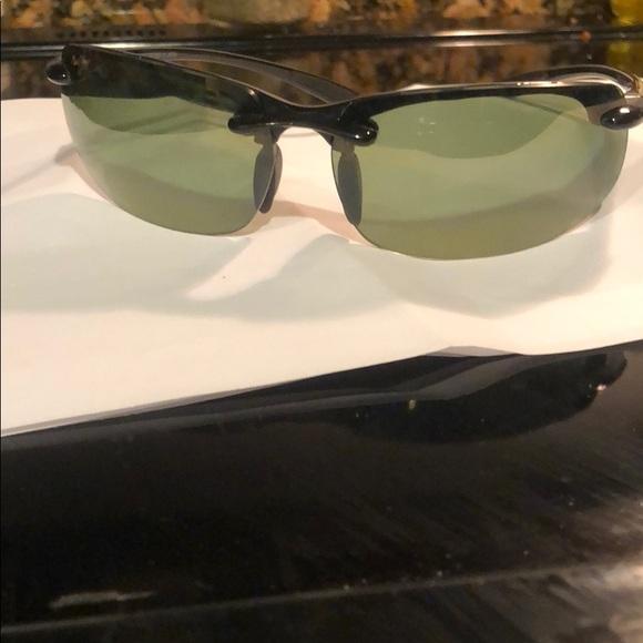 5aa3ff907c81 Maui Jim Banyan Sunglasses Men's Polarized Rimless.  M_5c5d30d49539f76b9a9cdf16